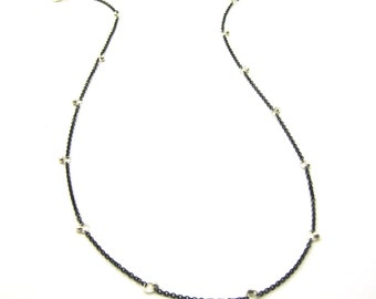 O-Chain Necklace - Choose Your Finish