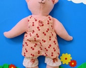Teddy Bear Pattern - Clothing Patterns Included - Easy Fleece Bear Pattern