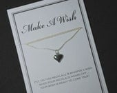 Heart Wish Necklace - Buy 3 Items, Get 1 Free