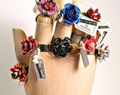 Recycled Jewelry Soda Can Rose Ring
