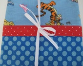 SALE Winnie the Pooh  Tigger Eeyore Boutique Pillowcase Ready to Ship
