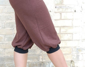 Rosetta ~ Yoga Pants ~ Hemp/Bamboo & Organic Cotton ~ Made to Order