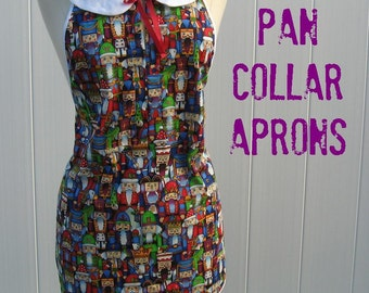 Sew these fashion Aprons PDF Pattern Instant Download