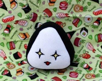 Starry Eyed Squeaky Minigiri Rice Ball