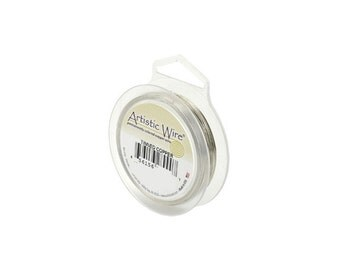 Artistic Wire 22 Gauge Tinned Copper 41527 Round