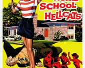 Home School Hellcats 8x10 Print