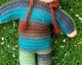 waldorf boy doll 15 inch