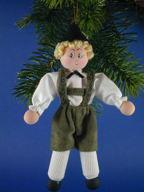German Christmas Ornament