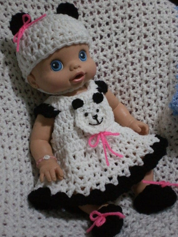 Clothes For Baby Alive 13 Inch Wet Amp By Lovewhatidocrochet4u
