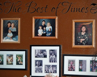 The Best of Times Wall Art