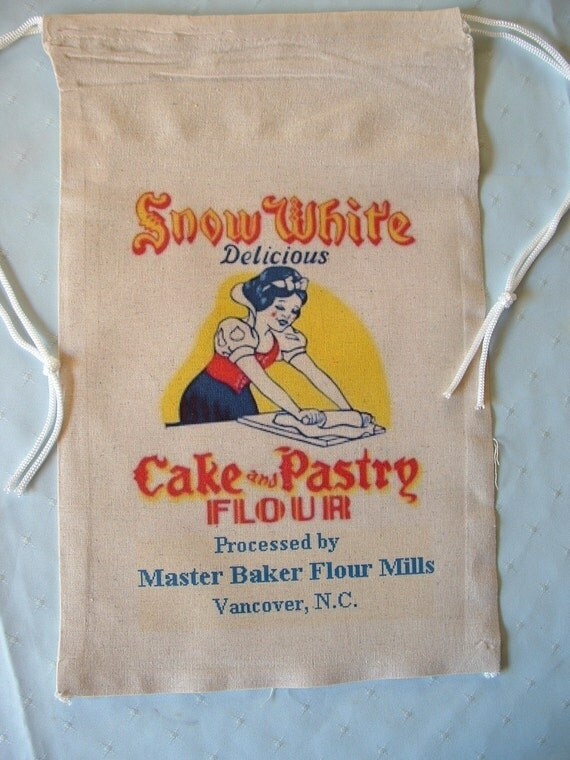 Cake Decorating Corn Flour Bag : SNOW WHITE S Cake and Pastry Flour Vancover by ...