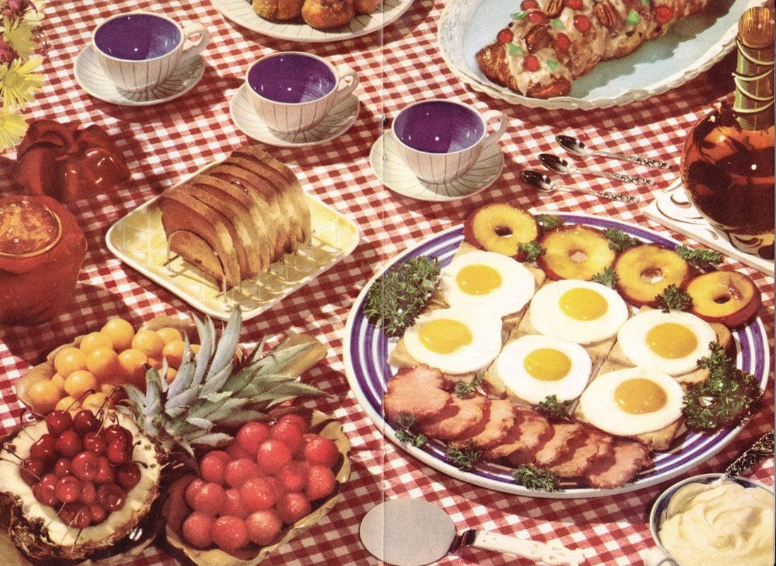 Vintage Breakfast 78