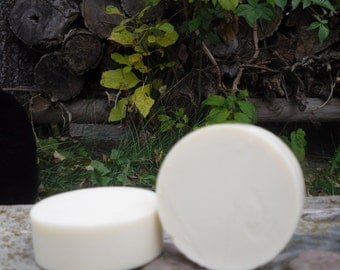 Castile Soap 1 ounce Organic Cold Process.  Great for travel, camping, gift, trial, stocking stuffer.