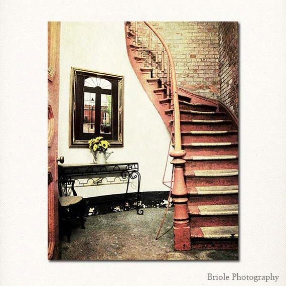 "Home Decor New Orleans: New Orleans Art ""French Quarter Foyer"" Photograph. Fine"