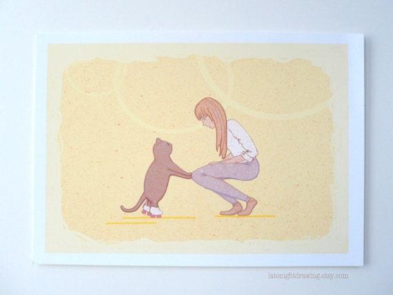 Cat Love, Mother Love / Sunday Morning Walk 3