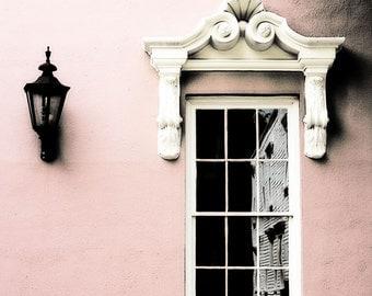 Fine Art Photograph-The Whispering Window-Charleston, South Carolina