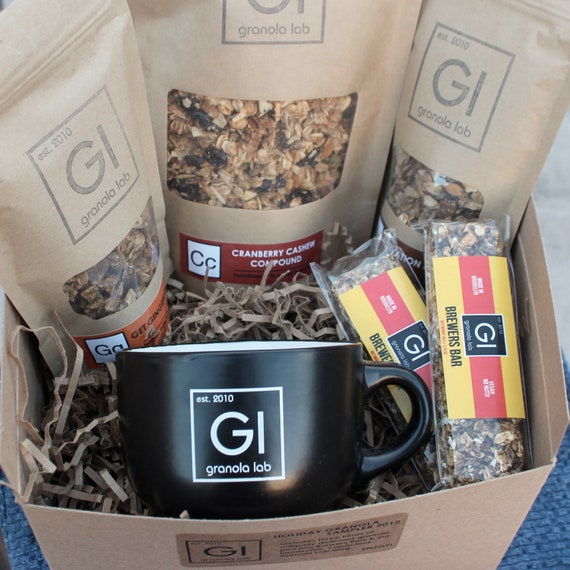 Granola Lab 2012 Holiday Gift Box