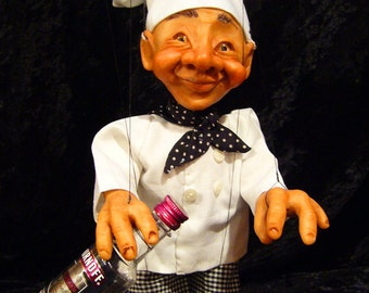 Chef Marionette (Made to Order)