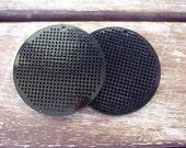 Acrylic Cross Stick Pendant - Do It Yourself -2 pieces Blank-