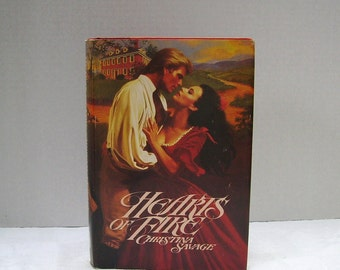 Hearts of Fire by Christina Savage - Copyright 1984