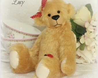Bear Making Kit - Lucy by Bosley Bears