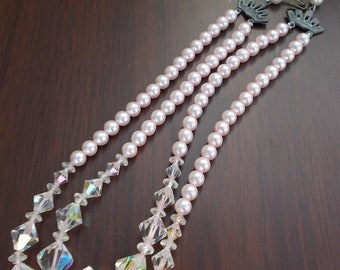 Crystal Bridal Necklace
