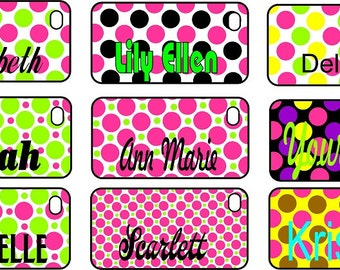 Monogrammed, personalized, Iphone 5, Iphone4 covers, Iphone 4S, I phone case, Custom made just the way you want it.