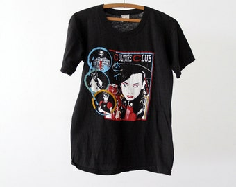1980s Culture Club t-shirt, original Boy George tee