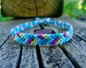 Evening Tide Beach Path Friendship Bracelet