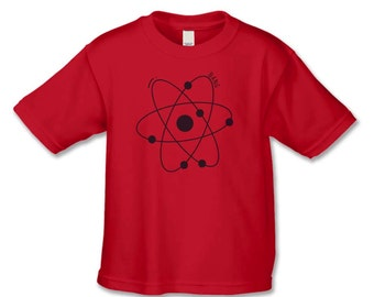 Back to School - Geeky Science T-Shirt - Big Bang Theory Shirt