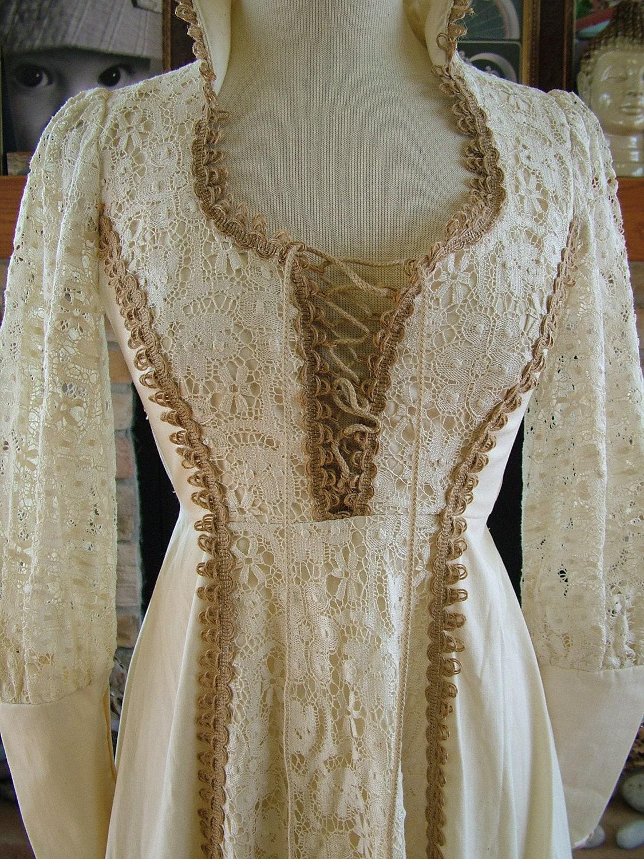 Vintage wedding dress jessica mcklintock gunne sax alternative for Gunne sax wedding dresses