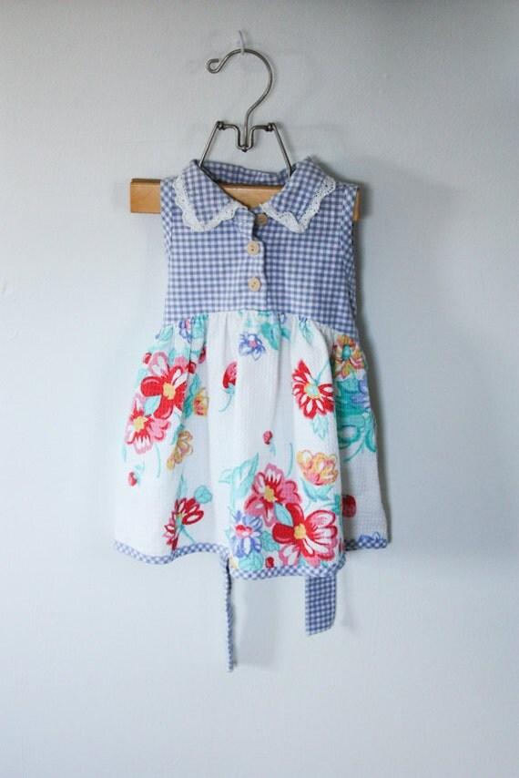 SALE Buster Brown Vintage Dress/Top