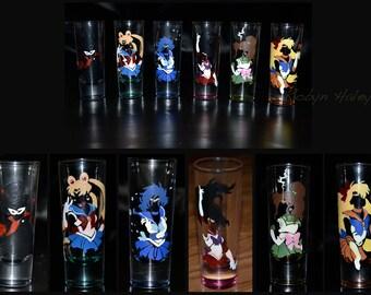 Sailor Moon Shot Glasses