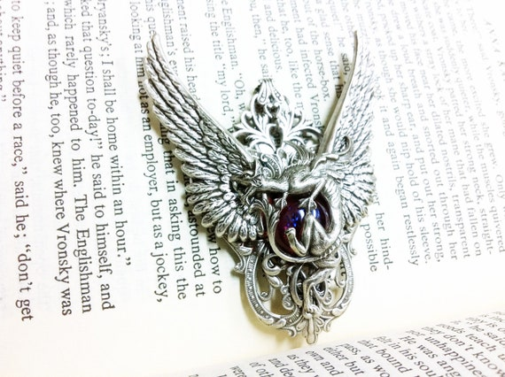 avarice sterling silver plated brass winged by valkyriecouture
