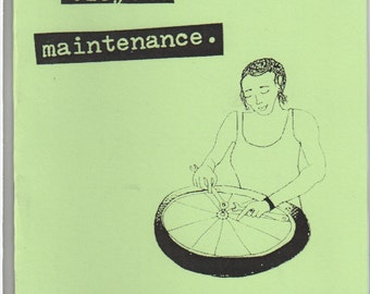 Rough Guide to Bicycle Maintenance