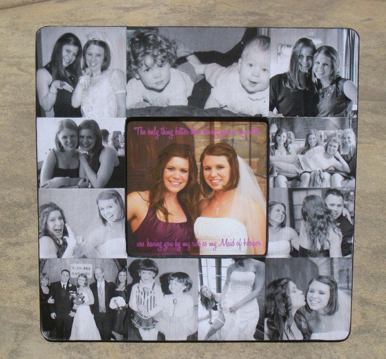 zoom - Collage Photo Frames