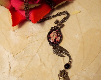 Perdita Lolis Charm Necklace