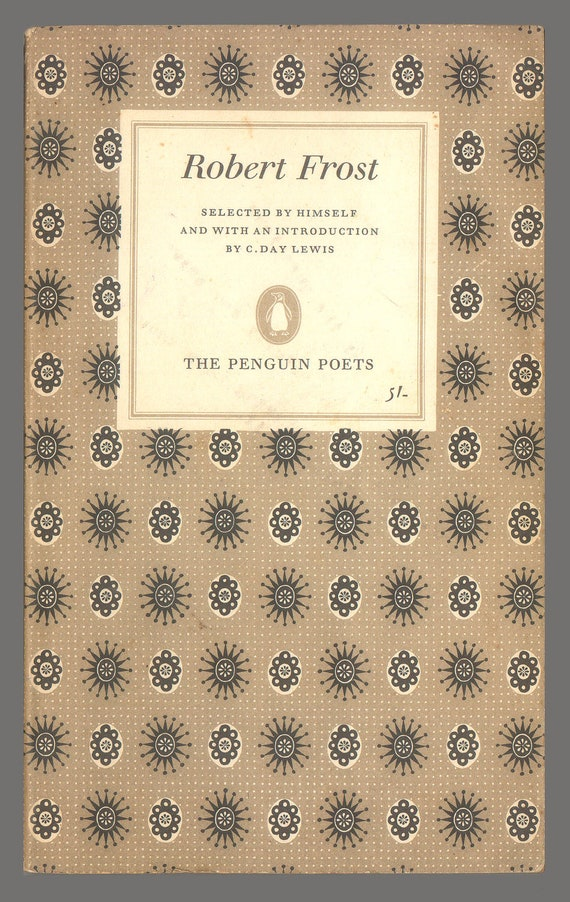 an introduction to the literature by robert frost The collected prose of robert frost edited by mark richardson  as faggen's  introduction points out, there is also an etymological link.