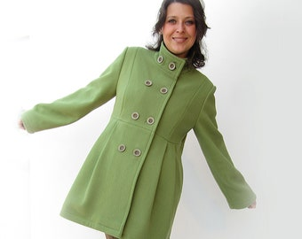 Maternity Coat, Maternity Outerwear, Maternity, Maternity Clothing, November, Women Clothing, Winter Coat