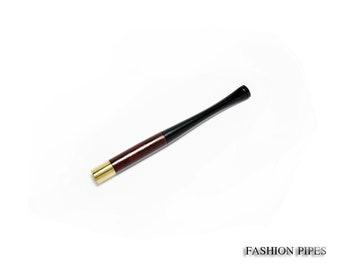 Audrey Hepburn Short Fashion Cigarette Holder. Hand Carved 3.9 '' / 100 mm Fits Slim Cigarettes. The Best Price Offer