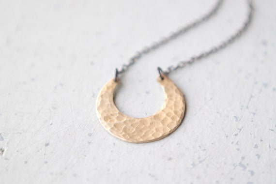 the Luna necklace