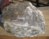 Rock crystal - Lapidary supply - Smokey Quartz crystal