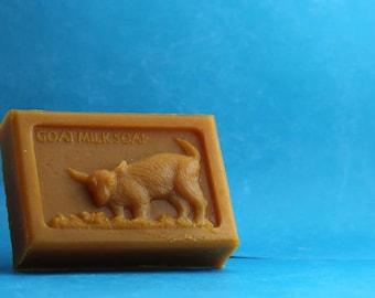 Plain N' Gentle Goat Milk Soap - Goat Kid Mold
