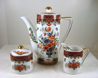 TAKAHASHI San Francisco Tea Set