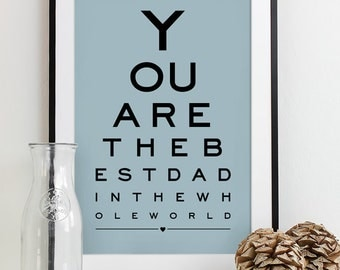Dad Christmas Gift For Dad, Fathers Day Gift, Dad Christmas Presents For Dad Gift - Best Dad in the Whole World