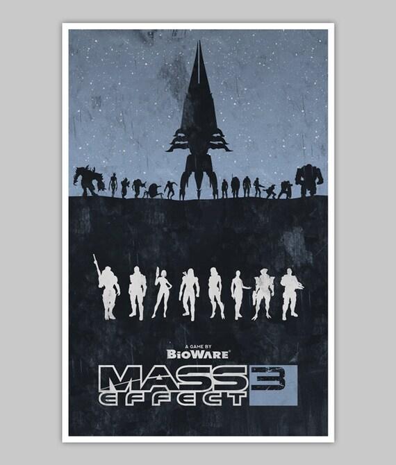 Mass Effect 3 poster V2
