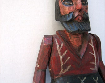 Bearded Manly Figurine