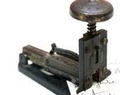 French Vintage Office Stapler - Splendid Special Brand