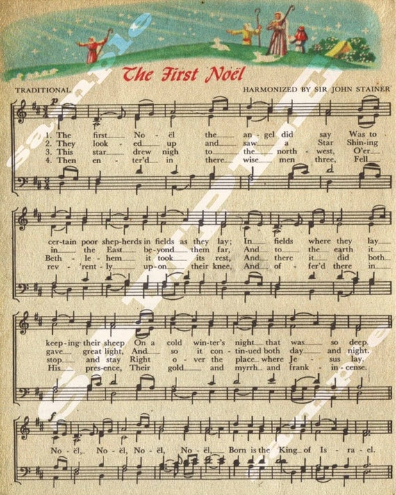 graphic about Free Printable Vintage Christmas Sheet Music known as Merchandise Related In the direction of Typical Sheet Tunes Xmas Gl