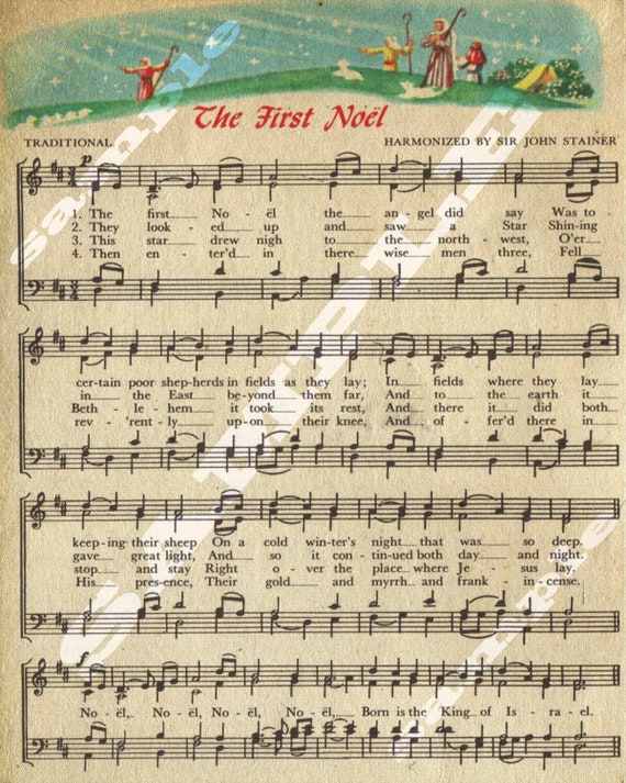 graphic relating to Free Printable Vintage Christmas Sheet Music named Goods Equivalent In the direction of Basic Sheet Songs Xmas Gl